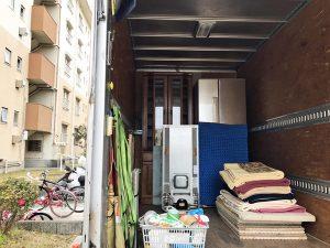 神戸市垂水区で不用品回収の依頼